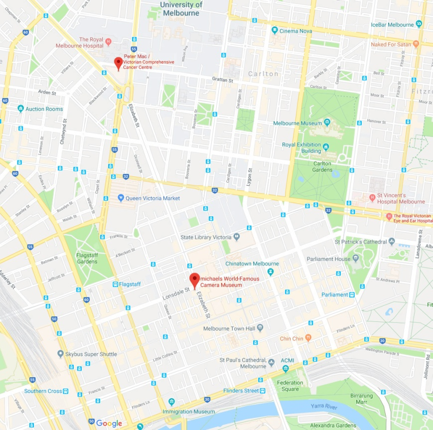 Michaels-Map