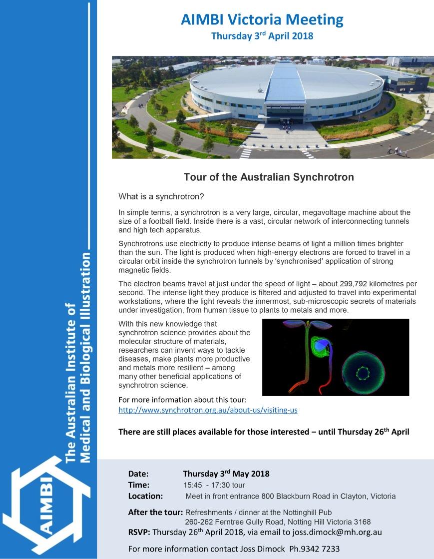 2018-AIMBI-VIC-Synchrotron-invite2
